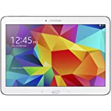 Samsung Galaxy Tab 4 10.1-inch Tablet (White) - (Quad Core 1.2GHz, 1.5GB RAM, 16GB Storage, Wi-Fi, Bluetooth, 2x Camera, Android 4.4)