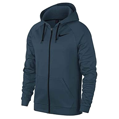 55c5f5396767 NIKE Men s Big and Tall Dri-Fit Therma Full Zip Hoodie at Amazon Men s  Clothing store