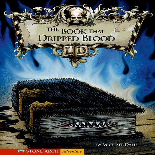 The Book That Dripped Blood -
