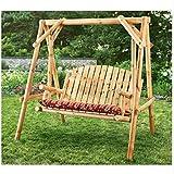 CASTLECREEK 4′ Log Swing, 2 Person