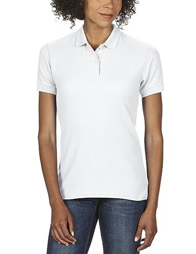 Gildan DryBlend Damen Sport Polo-Shirt, Kurzarm 75800L 404f8723a5