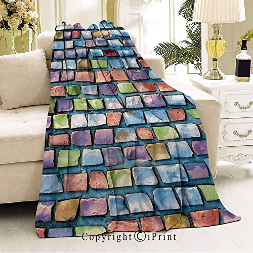 RWNFA Boy and Girl Blanket,Anti-Pilling,Suitable for Many Seasons,36