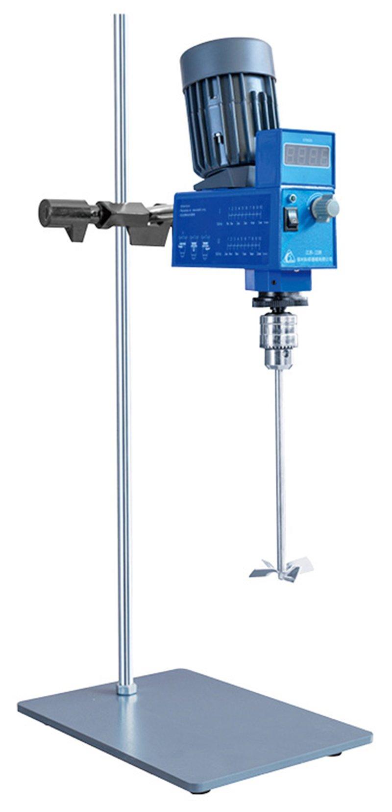 Top Digital Powerful Lab Stirrer mixer 2000RPM 20L 10000mPas 110V by XZB (Image #1)