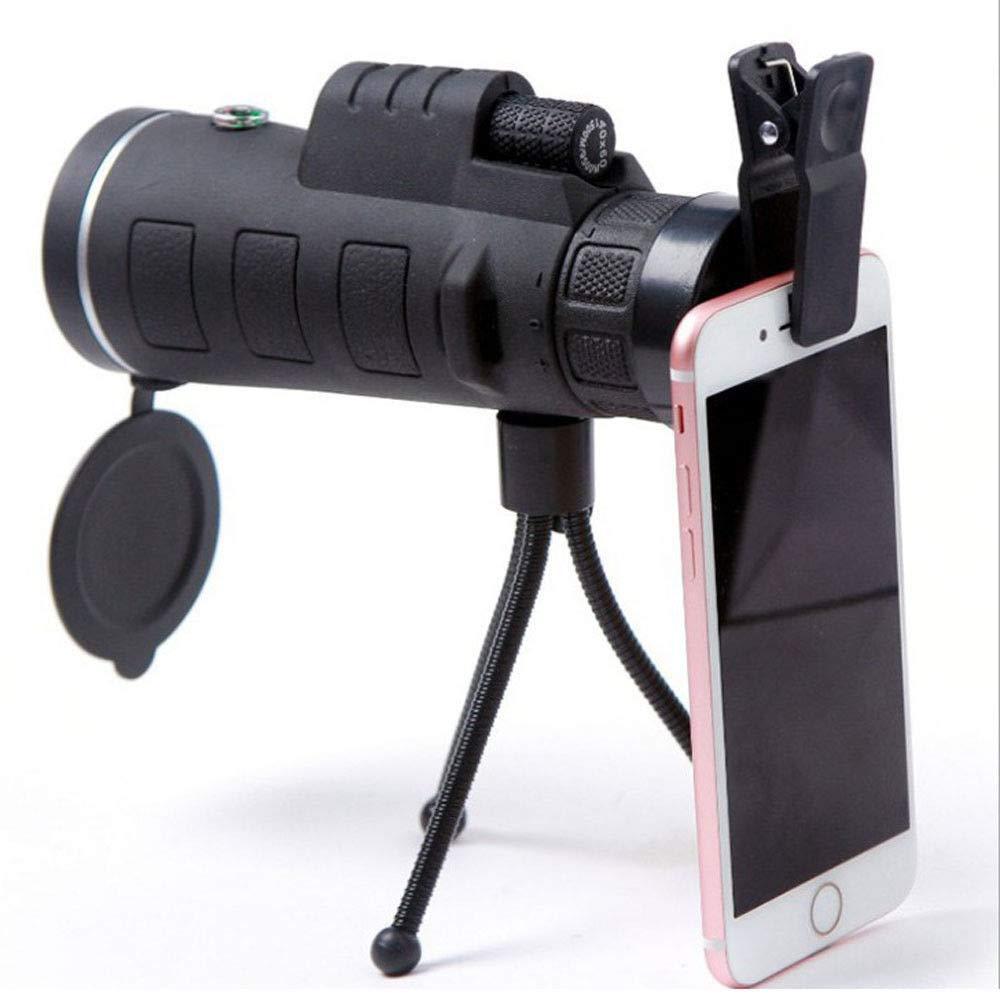 【予約販売】本 FidgetFidget 望遠鏡 B07GZVTSK7 40x60 アウトドア シングル ミニ HD 単眼鏡 携帯電話 携帯電話 望遠鏡 カメラレンズ ブラック B07GZVTSK7, ラロックショップ:2f75b8d8 --- a0267596.xsph.ru