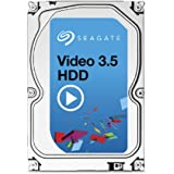 Seagate 内蔵 Video 3.5 HDD 2TB ( 3.5インチ / SATA 6Gb/S / 5900rpm / 64MB ) ST2000VM003 バルク