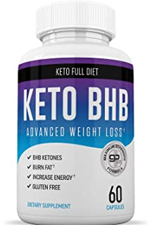 Amazon Com Brute Nutrition Keto Weight Loss Supplement
