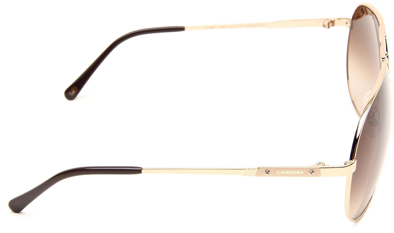 Carrera Gafas de sol Para Hombre Turbo - J5G/CC: Oro - 62mm: Amazon.es: Ropa y accesorios