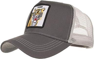 TWIFER Gorra de béisbol de algodón de Estilo Unisex Vintage para ...
