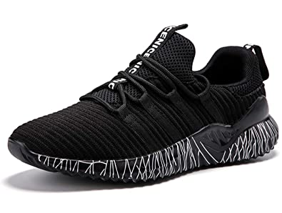 Mens Mesh Go Running Trainers Sneakers Casual Walk Gym Sport Casual Comfy shoes