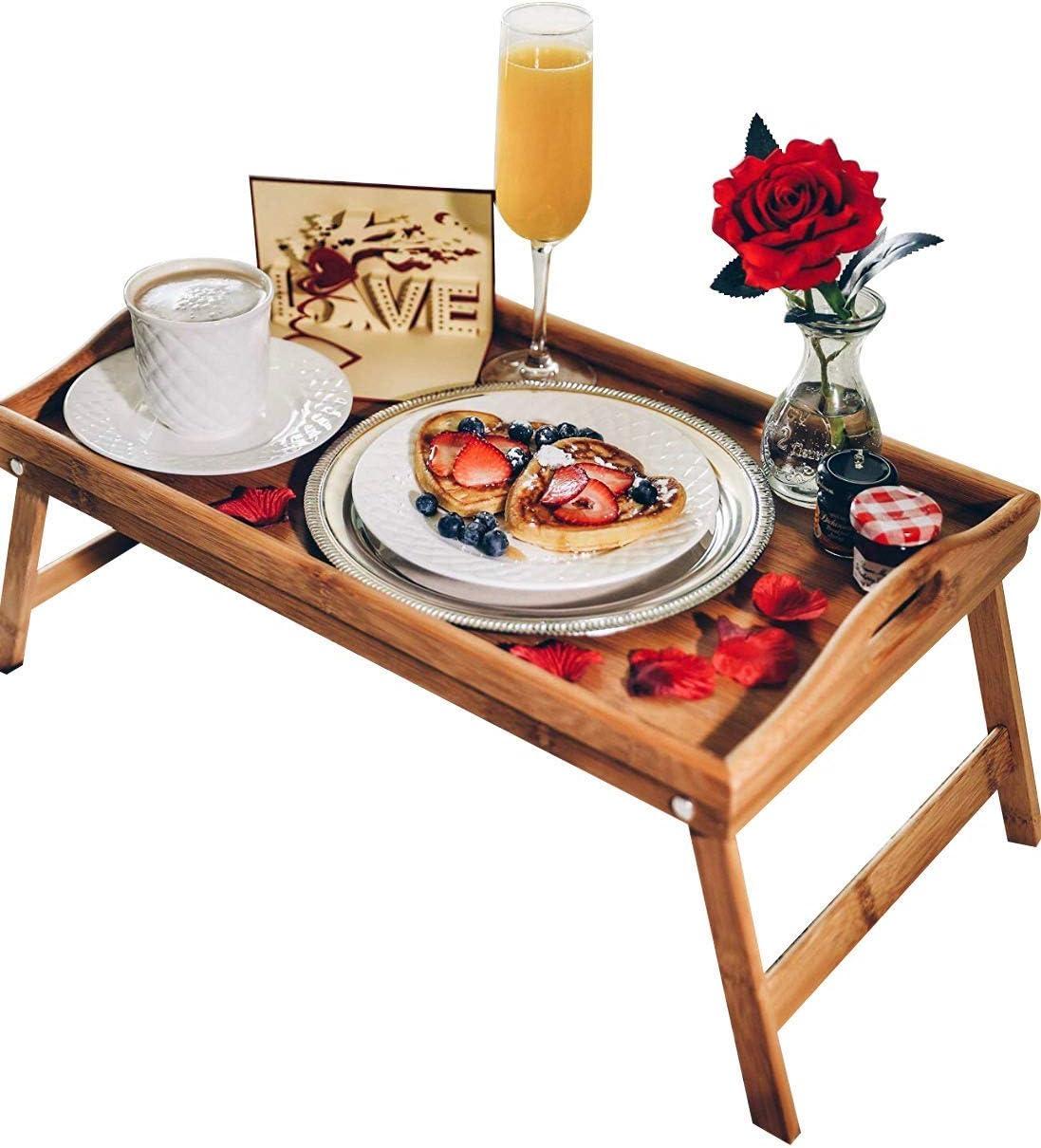 Amazon Com Romantic Breakfast In Bed Gift Box Romantic Gifts For Her Romantic Gifts For Couples Breakfast Gift Basket Home Kitchen