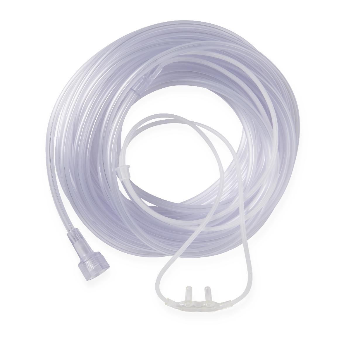 Medline HCSU4518S SuperSoft Cannulas with 7' Tubing, Pediatric (Pack of 50)
