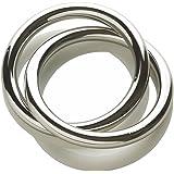 Alessi AI01 OUI - Portatovaglioli in acciaio inox 18/10 lucidato