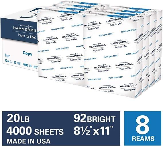 Hammermill 20lb Copy Paper