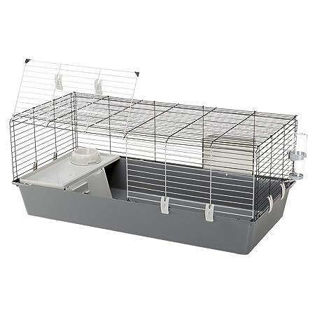 Jaula para conejo cobaya chinchilla Ferplast rabbit [3 modelos ...
