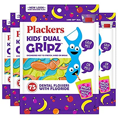 Plackers Kids Dental Floss