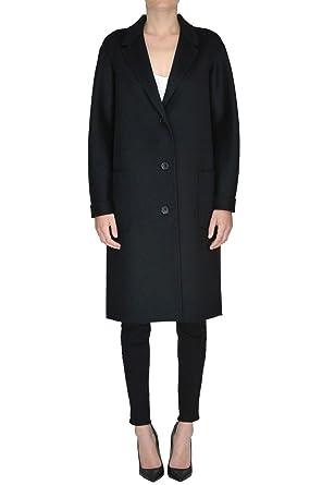 billig werden Genieße am niedrigsten Preis erstaunliche Qualität Jil Sander Damen Mantel Schwarz Schwarz Gr. 38, Schwarz ...