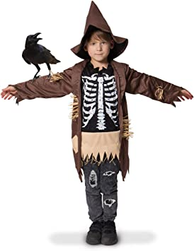Espantapajaros Niño medidas 98-116 Talla S Halloween Carnaval ...