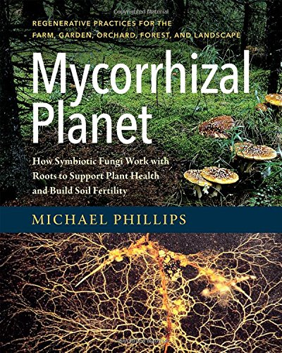 Mycorrhizal Planet: How Symbiotic Fungi Work with Roots to Support Plant Health and Build Soil - Soil Fertility