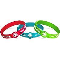 Euro 2020 Youth Armband, turquoise/groen/roze, eenheidsmaat