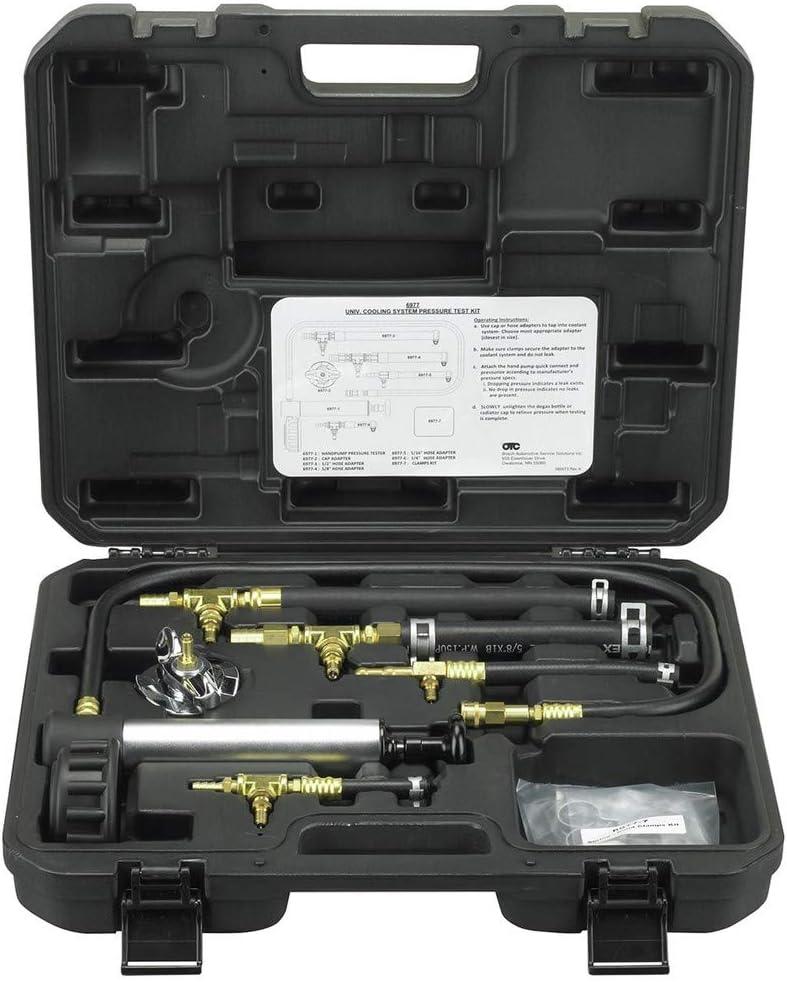 OTC 6977 Universal Cooling System Pressure Tester