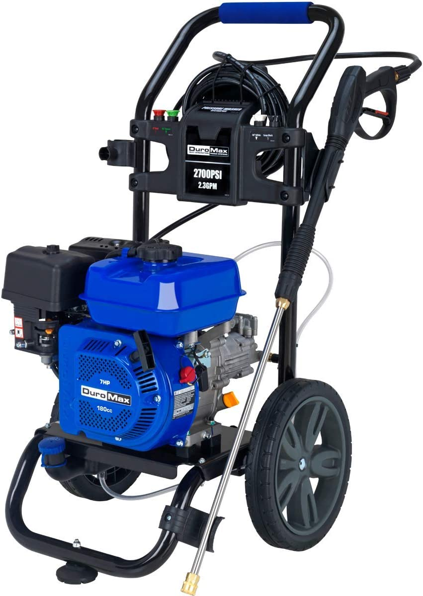 Best Gas Powered Pressure Washers Reviewed [August 2021] 6