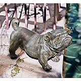 Design Toscano Brutus The English Bulldog Statue Review