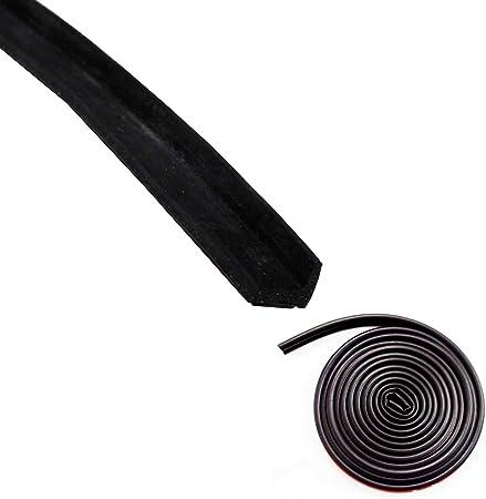 Rubber Seal Stripping Car Door Edge Strip Trim Decoration Protector Waterproof