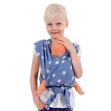 HOPPEDIZ® Écharpe porte-bébé tailles Poupées Madrid  Amazon.fr ... 161ee18c140