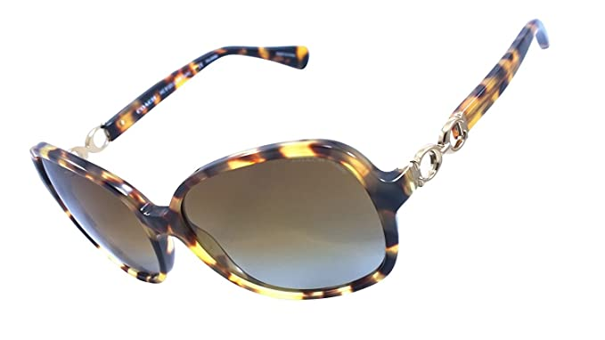 9f66669b1777 ... low cost coach hc8123 l096 cole 100 authentic womens polarized  sunglasses tokyo tortoise 899b7 39e61