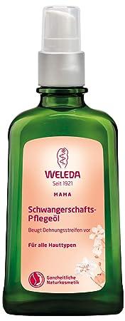 Weleda Pregnancy Body Oil for Stretch Marks, 3.4 Ounce