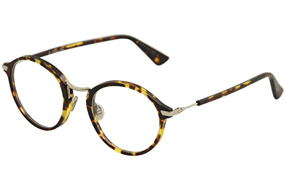 00c0209f87b Amazon.com  Dior Essence 6 - Yellow Havana 0SCL Eyeglasses  Clothing