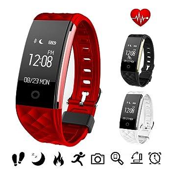 podómetros Fitness rastreadores inteligente corazón tasa ...
