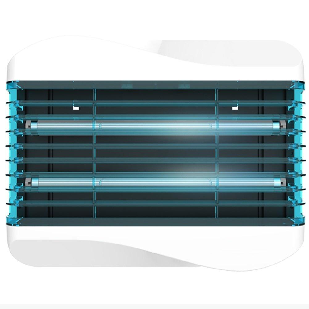 GUOWEI 蚊ランプ電撃殺虫灯 スティッキートラップ ABSシェル 埋め込みプラグ ゼロ放射線 安全で耐久性のある 大面積 サイレント 商業の (色 : 白, サイズ さいず : 50x14x31cm) B07CXTY9RR 白 50x14x31cm