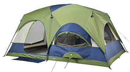 High Sierra Appalachian Family Cabin Tent  sc 1 th 166 & Amazon.com : High Sierra Appalachian Family Cabin Tent : Sports ...