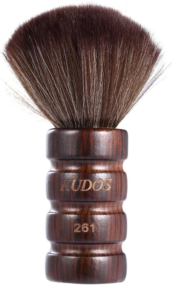 Anself cepillo de corte de pelo profesional Cuello plumero cepillo barbero cepillo de limpieza para pelo estilista peluquería herramienta