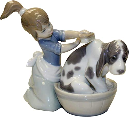 Lladro Bashful Bather