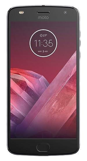 Motorola Moto Z2 Play - Smartphone Libre Android 7 (Pantalla de ...