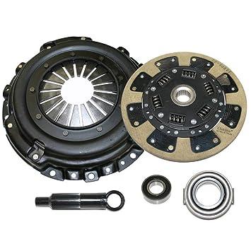 Competencia Kit de embrague rendimiento etapa 3 - segmentados de carbono Kevlar 15029 - 2600: Amazon.es: Coche y moto