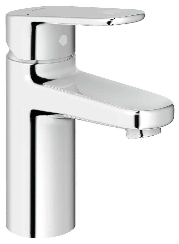 GROHE 3316320L Europlus Basin Mixer Tap: Amazon.co.uk: DIY & Tools