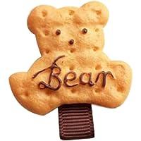Niñas Niños Cute Biscuit Cartoon Clip de pelo