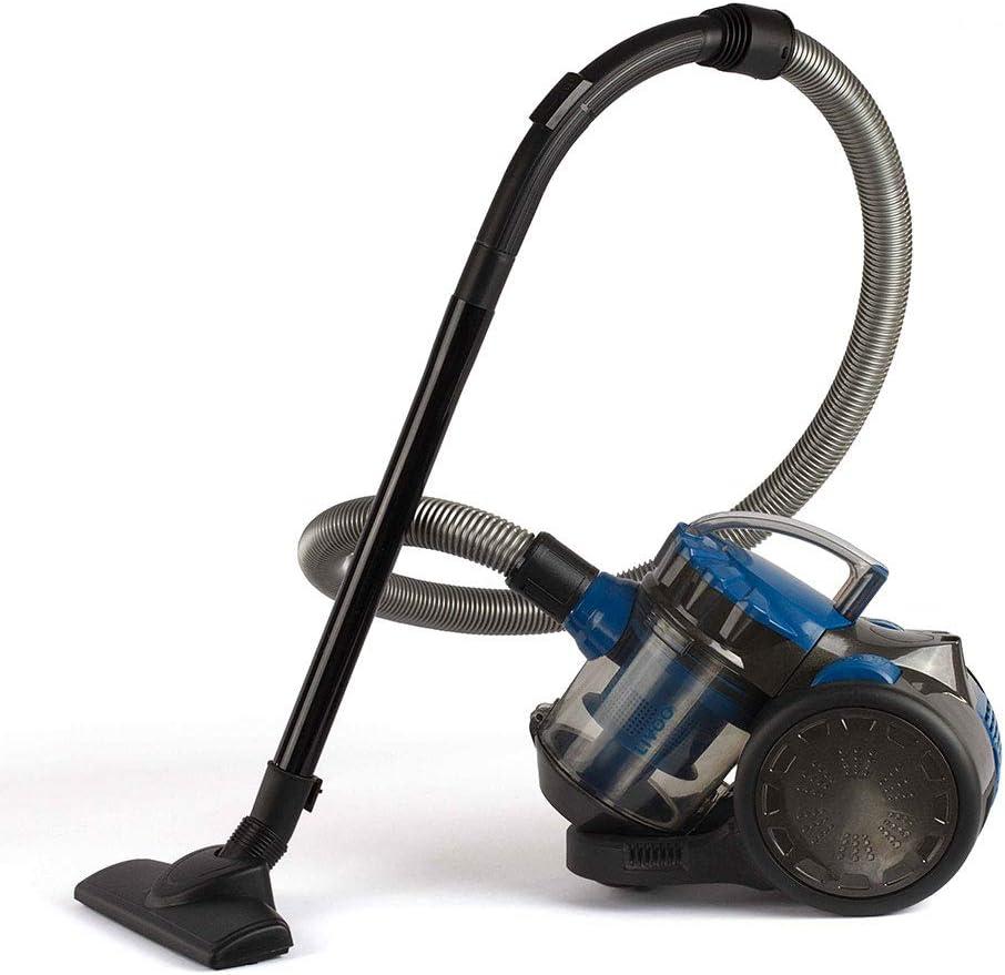LIVOO DOH105VI - Aspirador multiciclónico sin Bolsa: Amazon.es: Hogar
