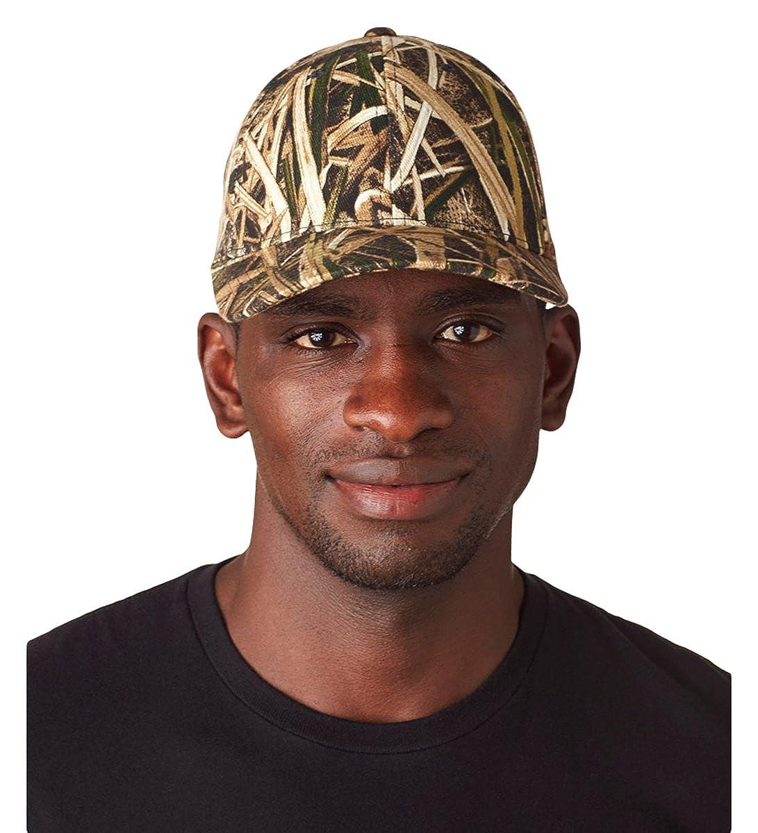 Flexfit 6999 Mossy Oak Camouflage Cap