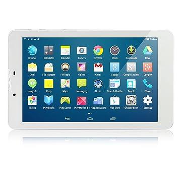 Amazon.com: Yuntab 7 inch Tablet PC, 3 G desbloqueado ...