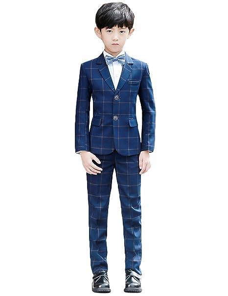 Amazon.com: wang xian chao 2 piezas traje para niños ...