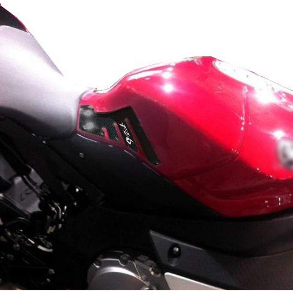 Adh/ésifs R/ésine Protections Lat/éral pour Yamaha Fz6