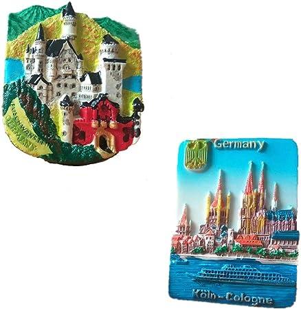 Baila Magneti per Frigorifero Calamite da Frigo Viaggio Fridge Magnet Sticker Souvenir del Mondo Ungheri Budapest Decor