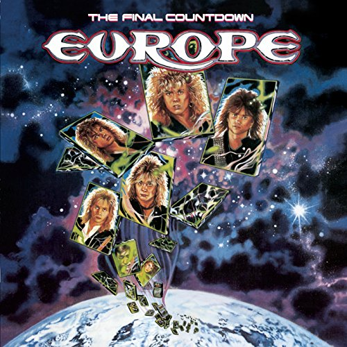 Danger on the track (live version) by europe on amazon music.