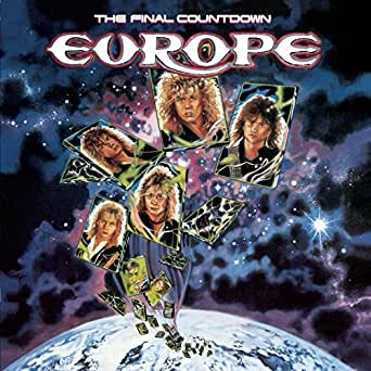 The Final Countdown by Europe on Amazon Music - Amazon com