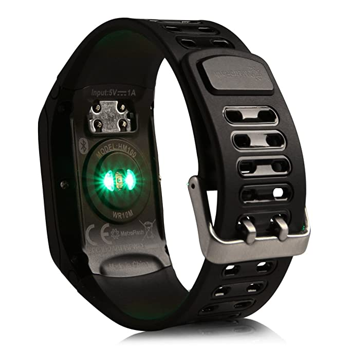 ECO MetroFlash inteligente Bluetooth pulsómetro: Amazon.es: Deportes ...