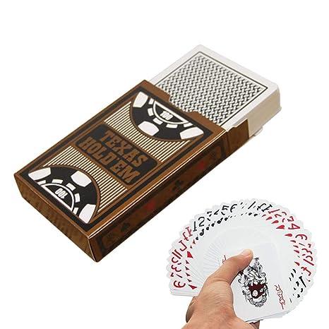 Cartas de PVC mate, Baraja de cartas, Mejores cartas de ...